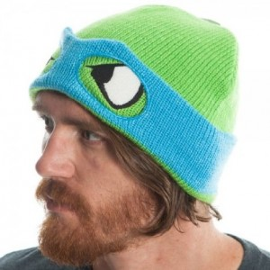 ea61dc33deb Teenage Mutant Ninja Turtle Beanie - Superhero Collection