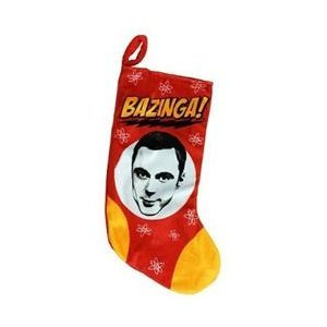 sheldon cooper stocking