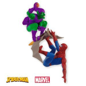 spiderman gen goblin ornament