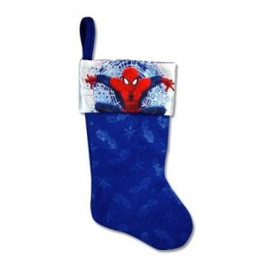 spiderman stocking