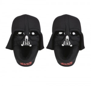 star wars slippers darth vader