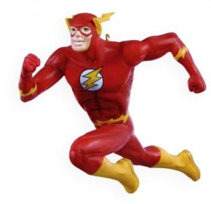 The Flash Christmas Ornament - Superhero Collection