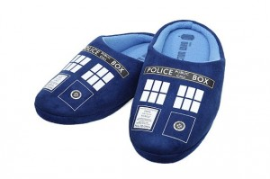 dr who slippers