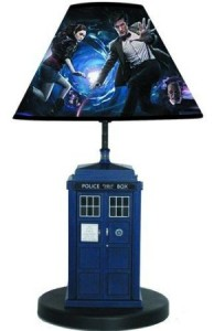 dr who table lamp