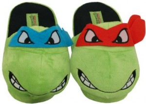 ninja turtles slippers