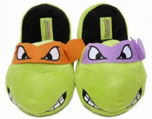 teenage mutant ninja turtles slippers