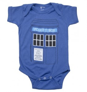 dr who bodysuit romper