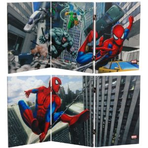 spiderman rom divider 2