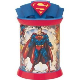 superman cookie jar canister