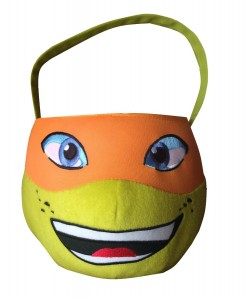 Teenage Mutant Ninja Turtles Easter basket michelangelo