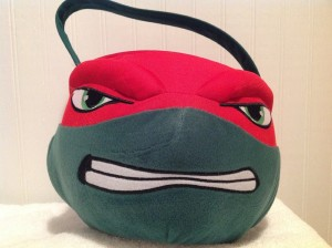 Teenage Mutant Ninja Turtles Easter basket  raphael
