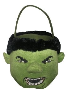 hulk easter basket