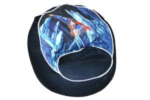 superman bean bag chair