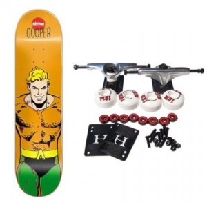 aquaman skateboard
