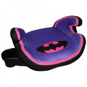 batgirl no back booster car seat superhero collection. Black Bedroom Furniture Sets. Home Design Ideas