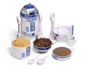 star wars r2d2 measuring cup
