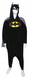 batman kigurumi
