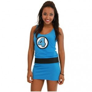 fantastic four dress