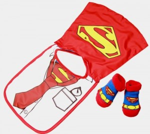 superman clark ken bib