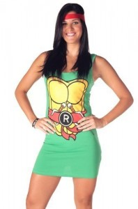 tmnt raphael dress