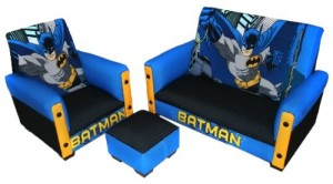 batman toddler sofa