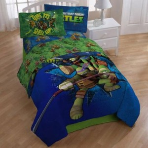 ninja turltes bedding set