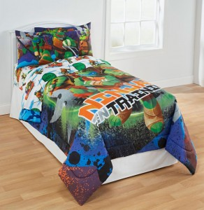 ninja turtles bedding