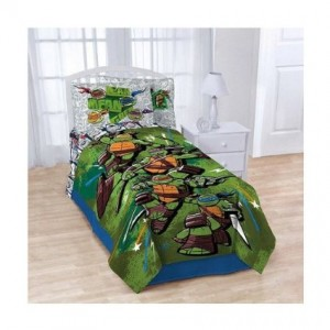 ninja turtles bedding tmnt