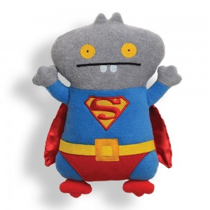 uglydoll superman