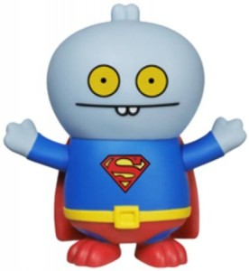 uglydoll superman funko
