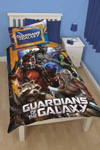 guardians of galaxy bedding