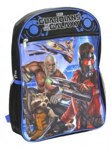 guardians of the galaxy backpack school