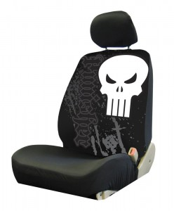 punisher car seat cover