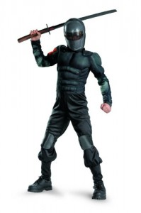gi joe costume snake eye
