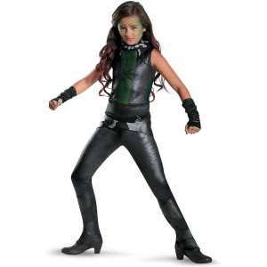guardians galaxy costume gamora