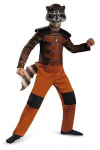 guardians galaxy costume raccoon