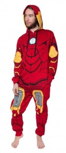 iron man union suit