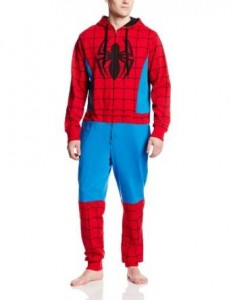 spiderman union suit