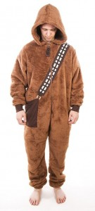 star wars union suit chewbacca