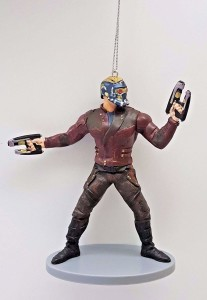 guardian galaxy ornament star lord