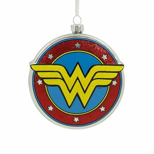 wonder woman christmas ornamenr 2