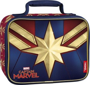 captain marvel lnch bag